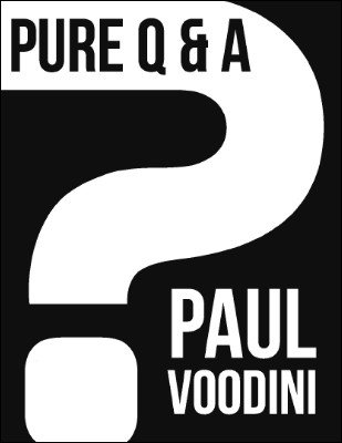 Pure Q and A by Paul Voodini