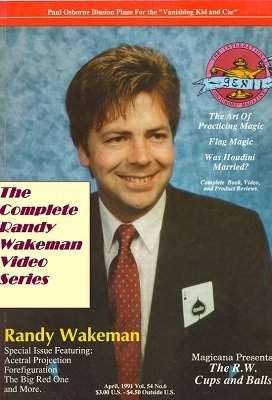 Randy Wakeman Video Series Volumes 1, 2, 3 and 4 by Randy Wakeman