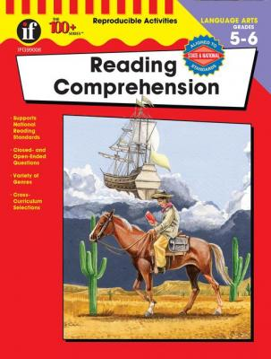 Reading Comprehension, Grades 5 - 6 by Instructional Fair