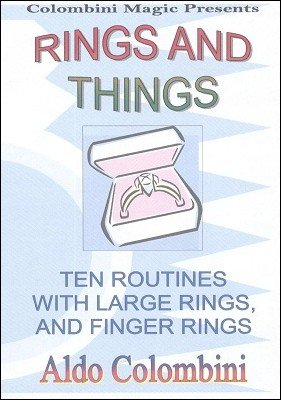 Rings and Things by Aldo Colombini