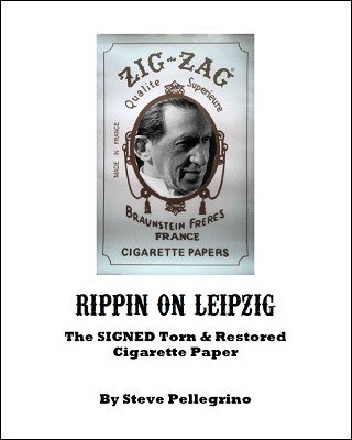 Rippin' on Leipzig by Steve Pellegrino