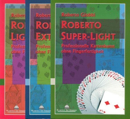 Roberto Light Trilogie by Roberto Giobbi