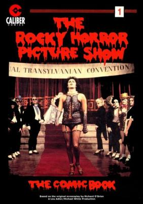 Rocky Horror Picture Show: The Comic Book #1 by Kevin VanHook