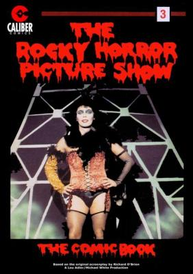Rocky Horror Picture Show: The Comic Book #3 by Kevin VanHook