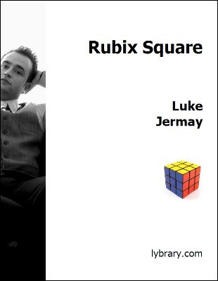 Rubix Square by Luke Jermay