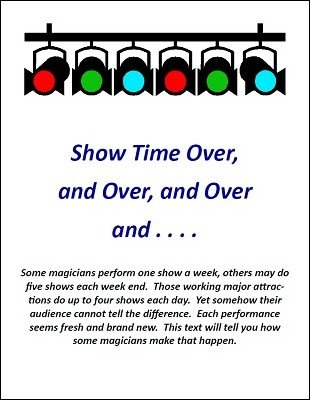 Same Show Over and Over by Brian T. Lees