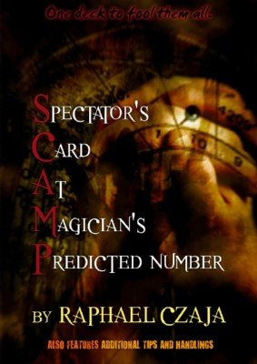 SCAMP: Spectator's Card At Magician's Predicted Number by Raphal Czaja