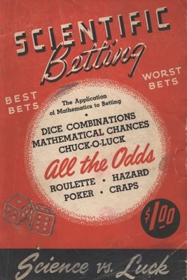 Scientific Betting by Anonymous Author