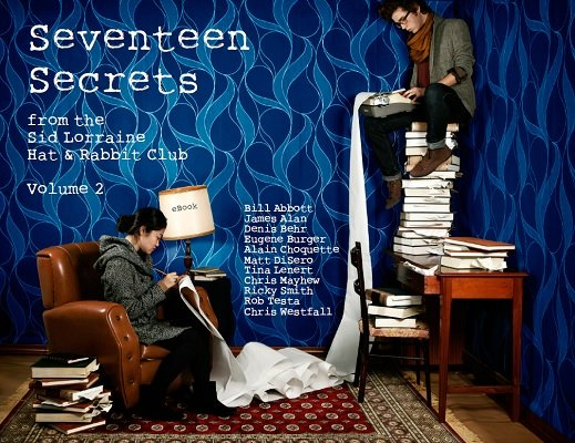 Seventeen Secrets Volume 2 by James Alan