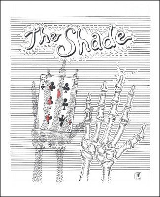 The Shade: SOHO trilogy book 2 by Gregg Webb