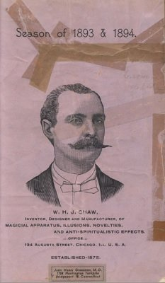 W. H. J. Shaw Catalog 1893 by William Henry James Shaw