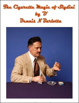 Slydini's Cigarette Magic by D. Angelo Ferri