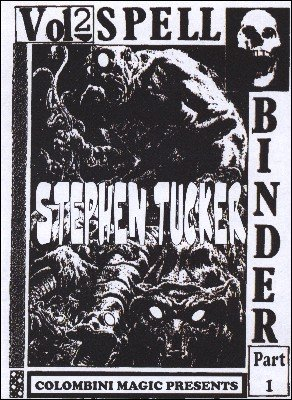 Spell-Binder Part 1: 10 effects from volume 2 by Aldo Colombini