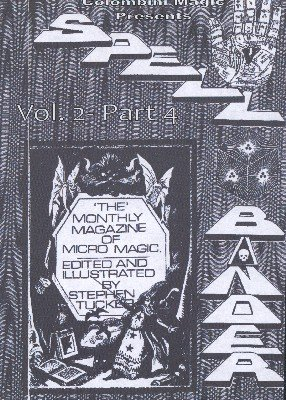 Spell-Binder Part 4: effects from volume 2 by Cameron Francis