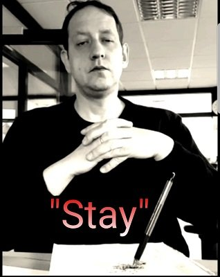 Stay! by Ralf Rudolph (Fairmagic)