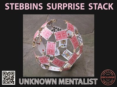 Stebbins Surprise Stack by Unknown Mentalist