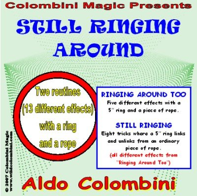 Still Ringing Around (download DVD) by Aldo Colombini
