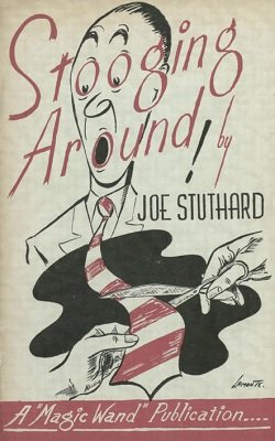 Stooging Around by Joe Stuthard