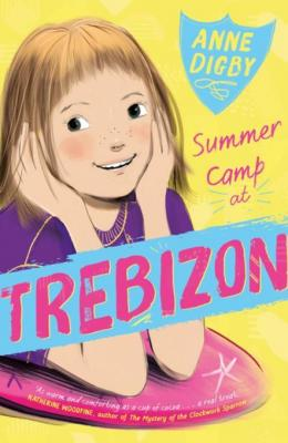 Summer Camp at Trebizon by Anne Digby
