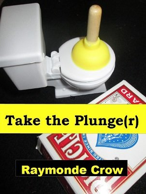 Take the Plunge(r): Tiny Plunger Magic by Raymonde Crow