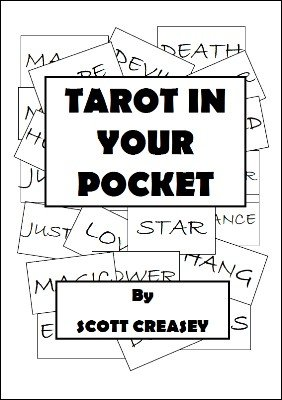 Tarot in Your Pocket by Scott Creasey