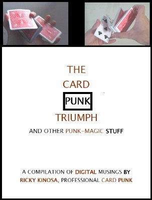 The Card Punk by Ricky Kinosa