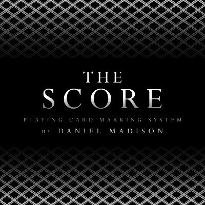 The Score: playing card marking system by Daniel Madison