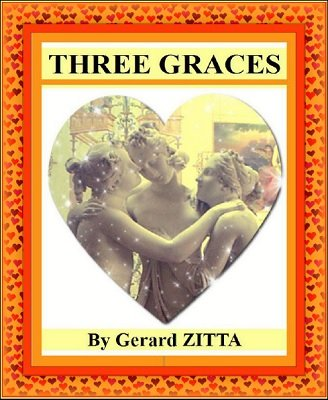 Three Graces by Gerard Zitta
