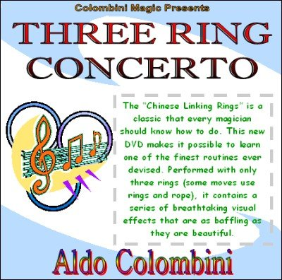 Three Ring Concerto by Aldo Colombini