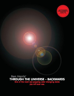 Through the Universe - Backwards by (Benny) Ben Harris