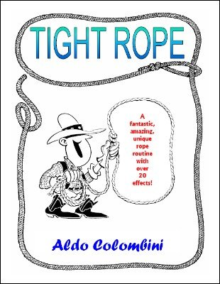 Tight Rope by Aldo Colombini