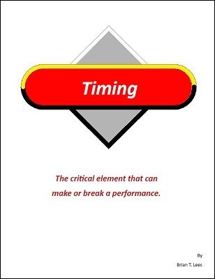 Timing by Brian T. Lees