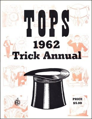 Tops 1962 Trick Annual by Neil Foster