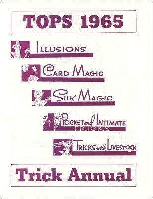 Tops 1965 Trick Annual by Neil Foster