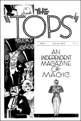 Tops Volume 1 (1936) by Percy Abbott