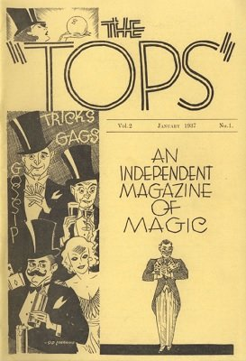 Tops Volume 2 (1937) by Percy Abbott