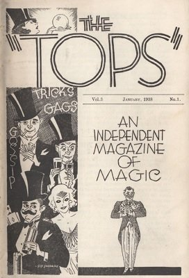 Tops Volume 3 (1938) by Percy Abbott