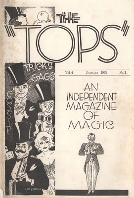 Tops Volume 4 (1939) by Percy Abbott