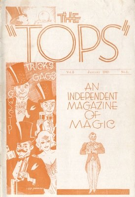 Tops Volume 5 (1940) by Percy Abbott