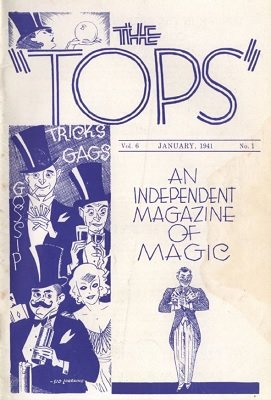 Tops Volume 6 (1941) by Percy Abbott