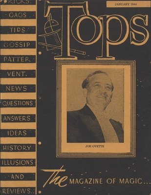 Tops Volume 9 (1944) by Percy Abbott