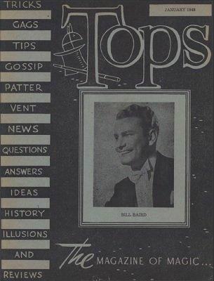 Tops Volume 13 (1948) by Percy Abbott
