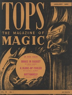 Tops Volume 15 (1950) by Percy Abbott