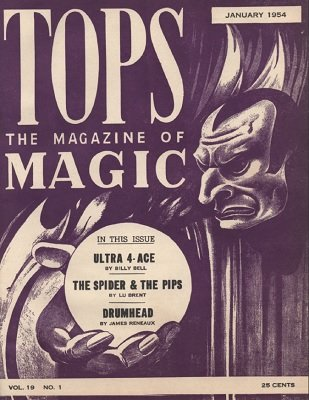 Tops Volume 19 (1954) by Percy Abbott