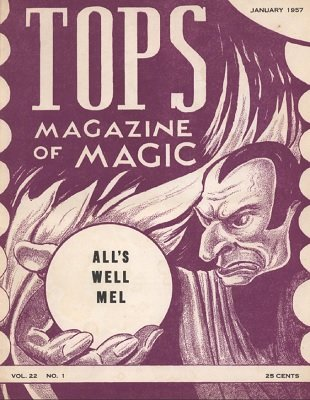 Tops Volume 22 (1957) by Percy Abbott