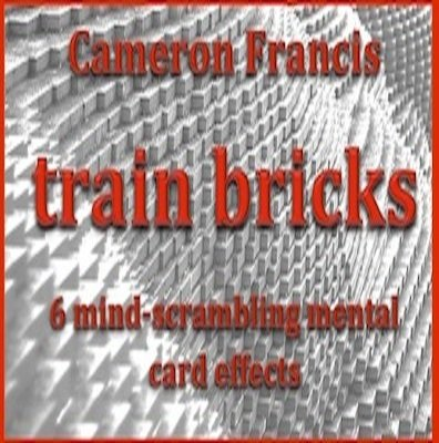 Train Bricks by Cameron Francis