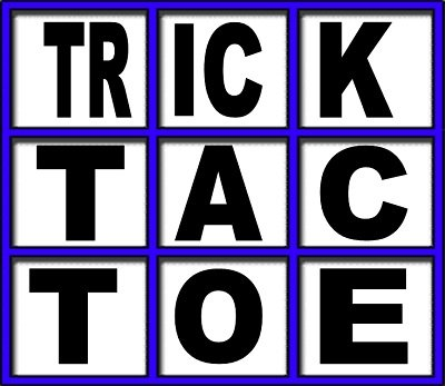 Trick Tac Toe by Maurice Janssen