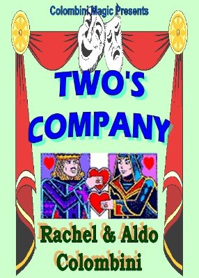 Two's Company by Rachel Colombini & Aldo Colombini
