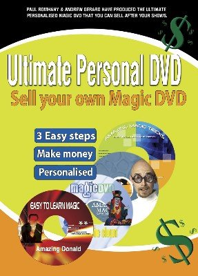 Ultimate Personal DVD by Paul Romhany