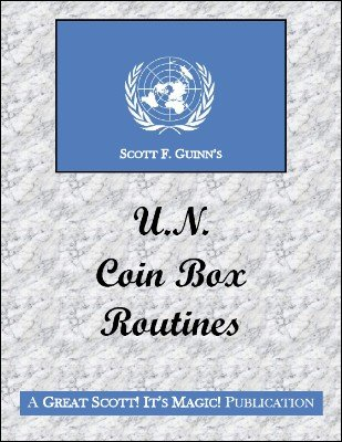 U.N. Coin Box Routines by Scott F. Guinn